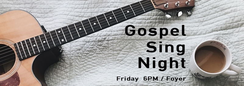 Gospel Sing Night