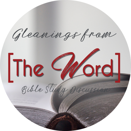 Gleanings Bible Study