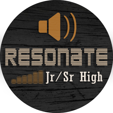 RESONATE Youth Group Jr/Sr High