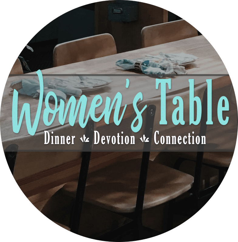 Women's Table - CANCELLED
